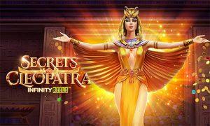 รีวิวเกมค่าย PG : Secrets of Cleopatra ความลับของคลีโอพัตรา