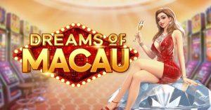 รีวิวเกมค่าย PG : Dreams of Macau บ่อนมาเก๊าในฝัน