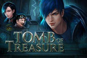 รีวิวเกมค่าย PG : Tomb of Treasure หลุมฝังศพของราชวงศ์