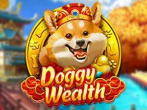 รีวิวเกมค่าย PG : Doggy Wealth สุนัขนำโชค