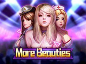 รีวิวเกมค่าย PG : More Beauties สวยยิ่งกว่าสวย