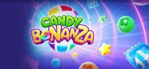 รีวิวเกมค่าย PG : Candy Bonanza แคปซูลลูกกวาดยักษ์