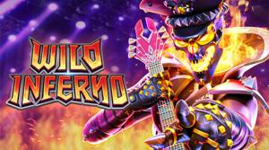 รีวิวเกมค่าย PG : Wild Inferno ร็อกเกอร์กะโหลกเพลิง
