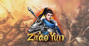 รีวิวเกมค่าย PG : Zhao Yun จูล่งไร้เทียมทาน