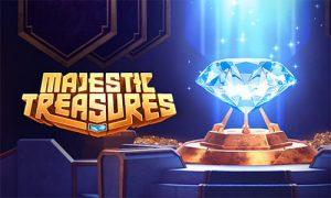 รีวิวเกมค่าย PG : Majestic Treasures เพชรแห่งคาคิส