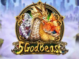 รีวิวเกมค่าย PG : 5 God Beast 5 สัตว์เดรัจฉาน