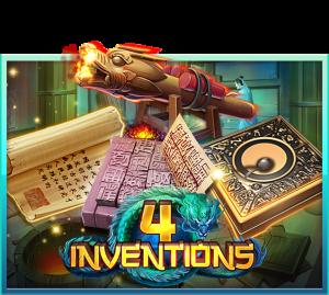 รีวิวเกมค่าย Joker : The Four Invention 4 สิ่งประดิษฐ์จีน