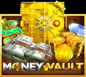รีวิวเกมค่าย Joker : Money Vault ห้องเก็บเงิน
