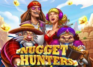 รีวิวเกมค่าย Joker : Nugget Hunters นักล่าทอง
