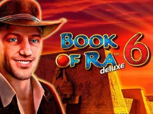 Book of Ra Deluxe หนังสือเทพรา