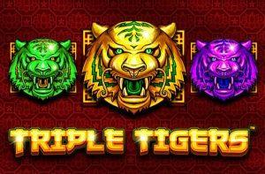 รีวิวเกมค่าย Joker : Triple Tigers เสือ 3 ตัว