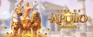 รีวิวเกมค่าย PG : Rise of Apollo อพอลโล เทพแห่งดวงอาทิตย์