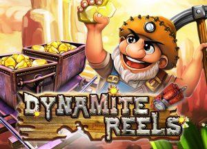 รีวิวเกมค่าย Joker : Dynamite Reels ระเบิดเหมืองแร่