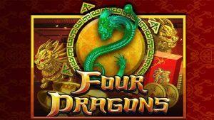 รีวิวเกมค่าย Joker : Four Dragons 4 มังกร