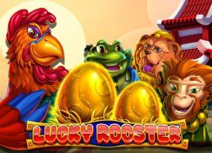 รีวิวเกมค่าย Joker : Lucky Rooster ไก่นำโชค
