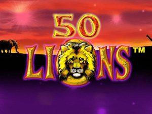 รีวิวเกมค่าย Joker : 50 Lions 50 สิงโต