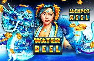 รีวิวเกมค่าย Joker : Water Reel เจ้าหญิงมังกรน้ำแข็ง