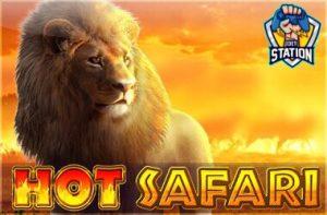 รีวิวเกมสล็อต PP : Hot Safari ซาฟารีร้อนระอุ