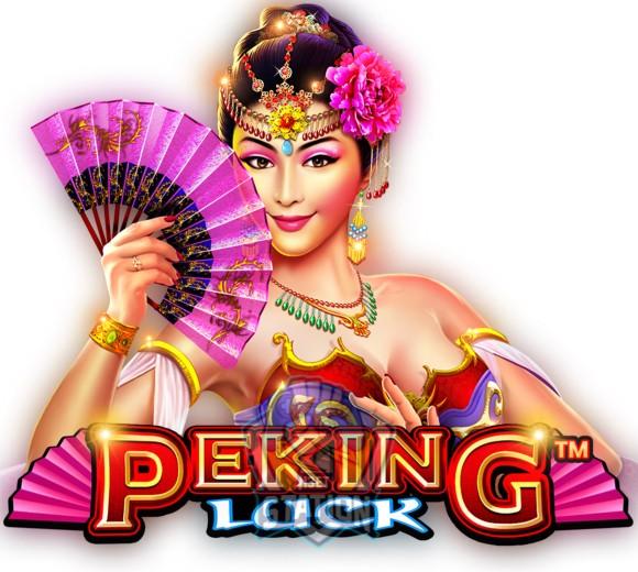 รีวิวเกมสล็อต PP : Peking Luck สาวสวยปักกิ่ง