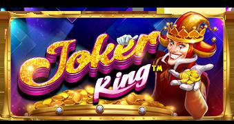 รีวิวเกมสล็อต PP : Joker King ราชาโจ๊กเกอร์