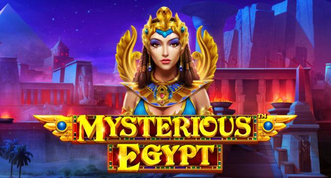 รีวิวเกมสล็อต PP : Mysterious Egypt อียิปต์ลึกลับ