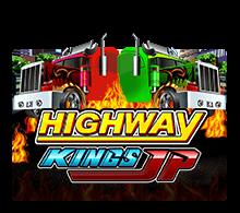 รีวิวเกมค่าย Joker : Highway Kings Progressive ราชาทางหลวง