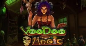 รีวิวเกมสล็อต PP : Voodoo Magic เวทมนต์วูดู