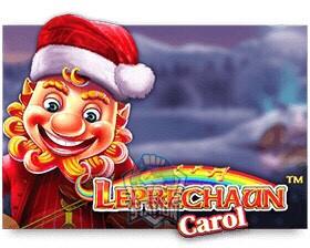 รีวิวเกมสล็อต PP : Leprechaun Carol ภูติจิ๋วคริสต์มาส
