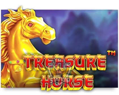 รีวิวเกมสล็อต PP : Treasure Horse สมบัติม้าทอง