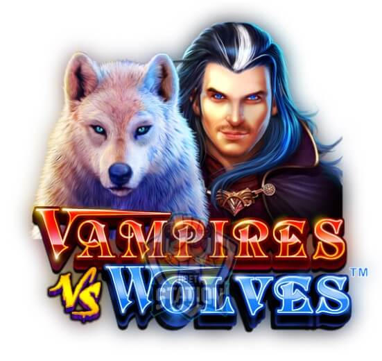 รีวิวเกมสล็อต PP : Vampires vs Wolves แวมไพร์ปะทะหมาป่า
